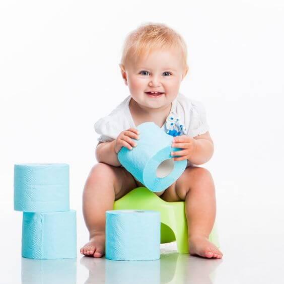 montessori-pädagogik für das Töpfchentraining