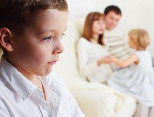 Neid bei Kindern Eifersucht