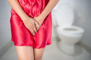 Vaginaler Ausfluss Frau