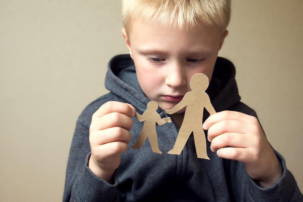 Misch dich nie in die Beziehung deines Kindes zu seinem Vater ein!