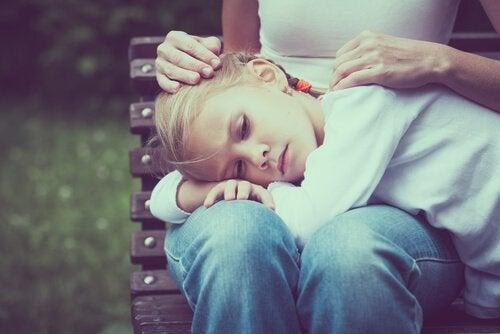 Depressionen bei Kindern können viele Ursachen haben