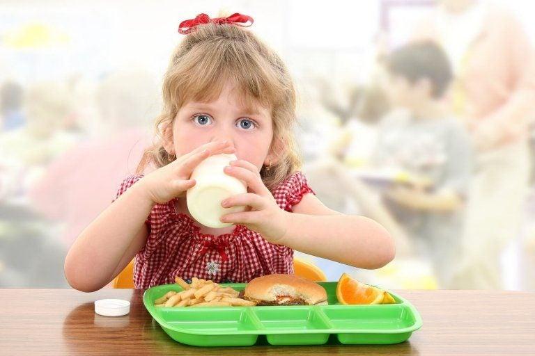 Die Folgen einer schlechten Kinderernährung