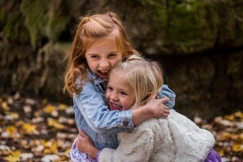 Wie Kinder Empathie lernen
