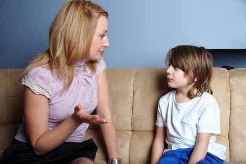 Warum man Kindern Ehrlichkeit beibringen muss!