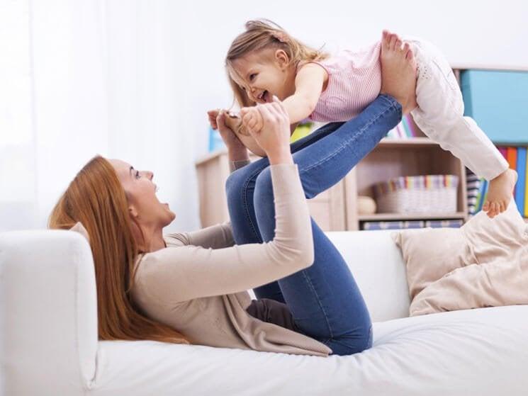 Eine Tante ist wie eine zweite Mutter