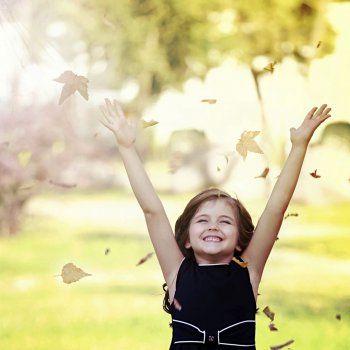Eine glückliche Kindheit ist ein Kunstwerk