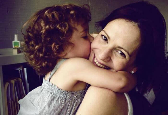 Glückliche Mütter tun diese 5 Dinge