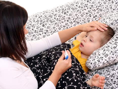 Kennst du die Hand-Fuß-Mund-Krankheit?