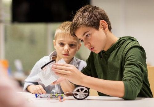 Konstruktionsspiele für Kinder