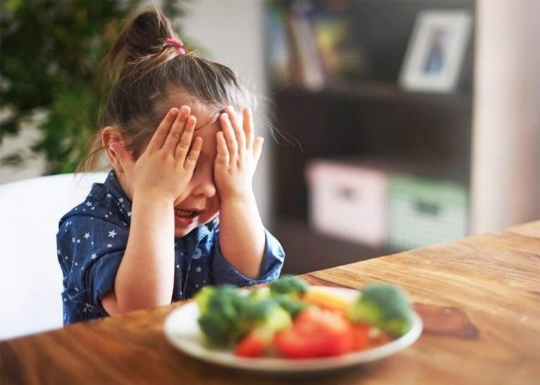 Konzentrationsstörungen als Folge einer schlechten Kinderernährung