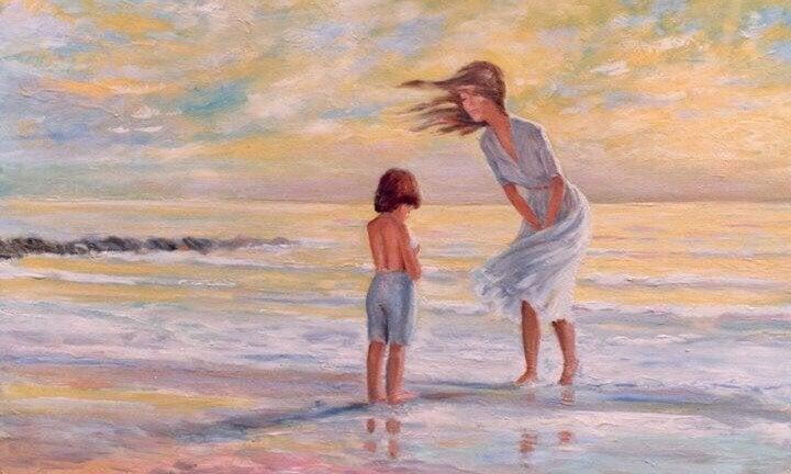 Liebe zu deinem Kind