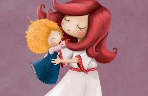 Mit den Tipps für alleinerziehende Mütter ein gutes Vorbild sein