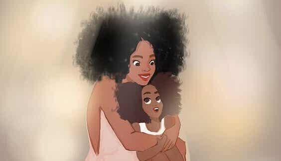 Tipps für alleinerziehende Mütter, die das Kind fördern