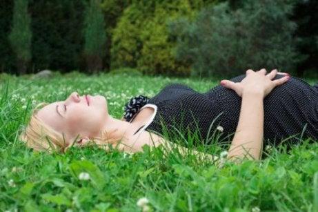Schlaf in der Schwangerschaft