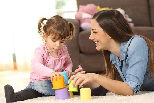 Spielzeug mit Lerneffekt