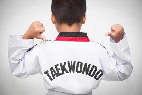 Die Vorteile von Taekwondo für Kinder!