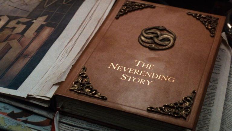 Die unendliche Geschichte: Buch