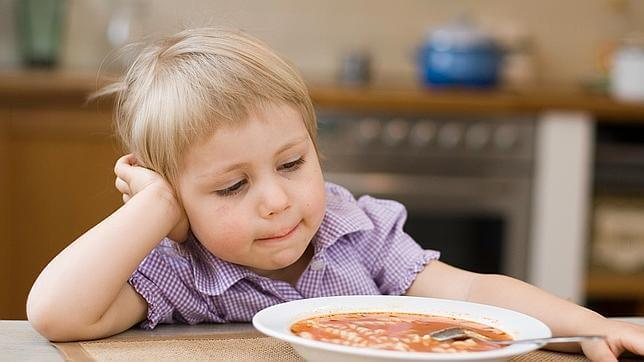 was ein Kind isst