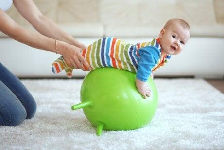 Alles, was Du über Baby Gyms wissen musst