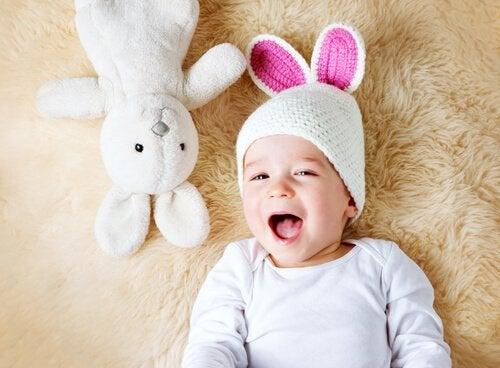 Das Kaninchen, das so gerne einschlafen will