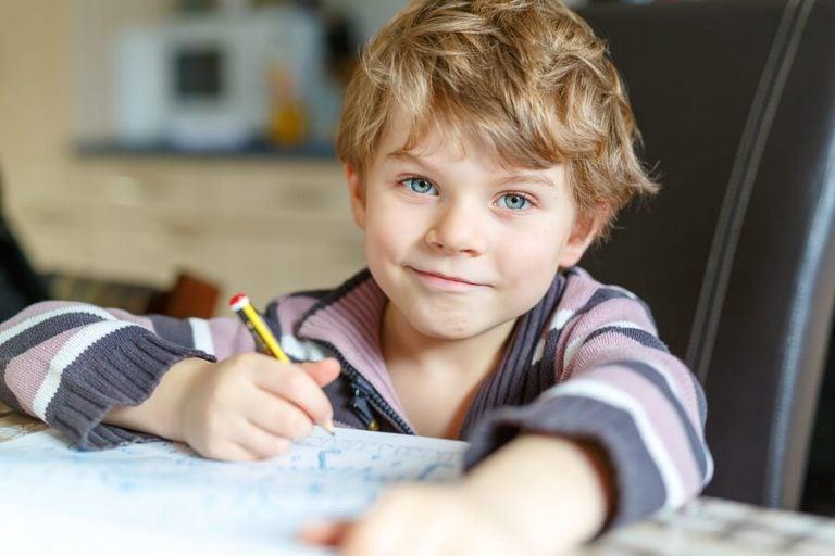 Hausaufgaben selbstständig machen