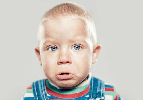 Mein Kind weint wegen jeder Kleinigkeit!