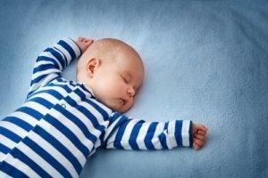 Plagiozephalie Schlafposition
