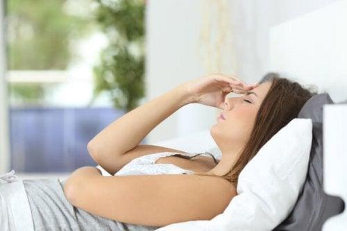 Schlafpositionen während der Schwangerschaft