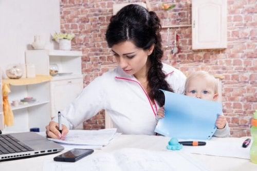 Studieren und gleichzeitig Mutter