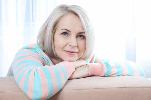 Symptome der Menopause