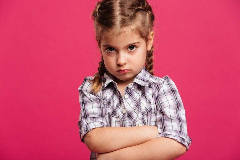 Mit einem wütenden Kind sprechen - Tipps & Tricks