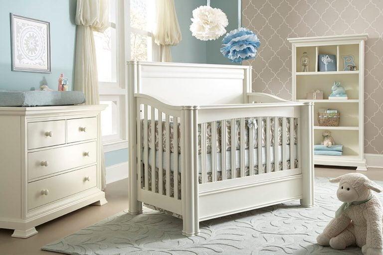 Was solltest du beim Babybettchen beachten? Die optimale Höhe