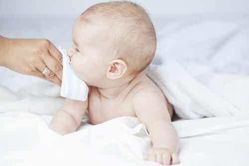 7 Tipps, um eine Baby-Grippe zu verhindern!