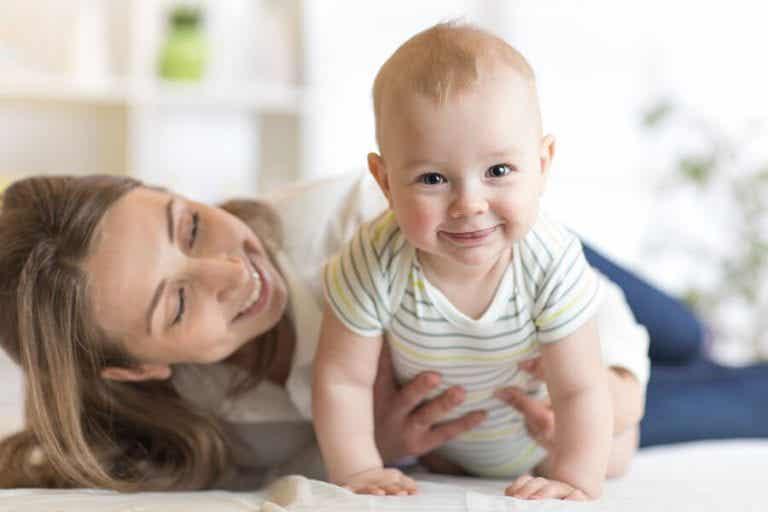 Hat dein Baby Schluckauf? Diese Tipps helfen!
