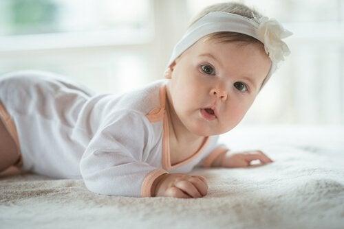 Baby Schluckauf