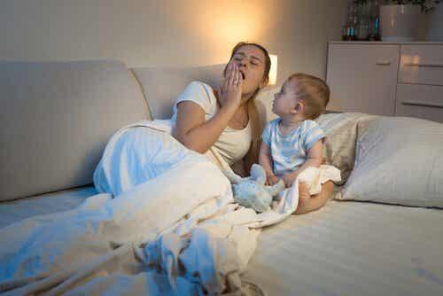 Was tun bei schlechter Schlafroutine deines Babys?
