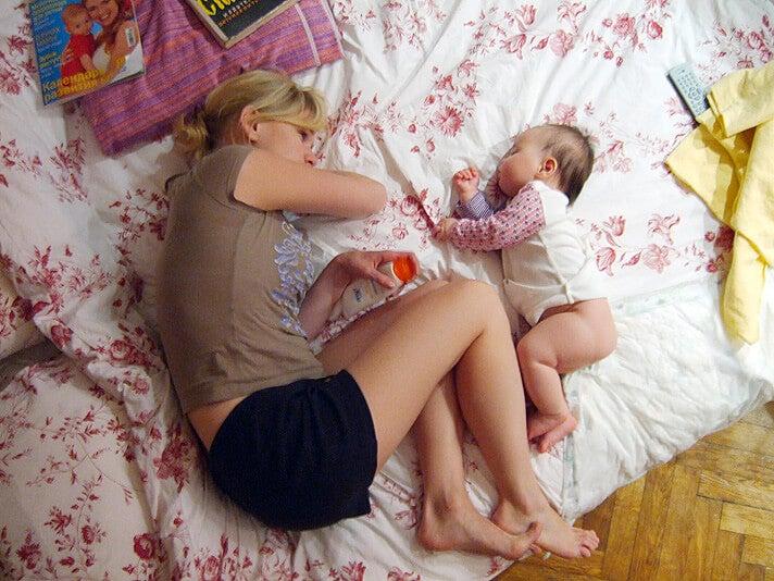 Co-Sleeping: Welche Vor-und Nachteile hat es?