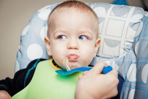 Essen für Babys