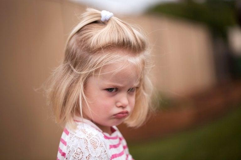 Etwas Wut bei Kindern ist normal.