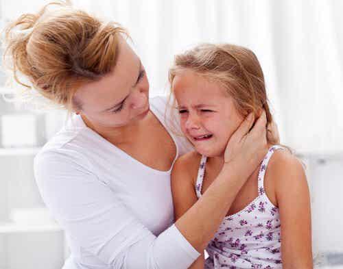 Mit Kinderfrustration richtig umgehen
