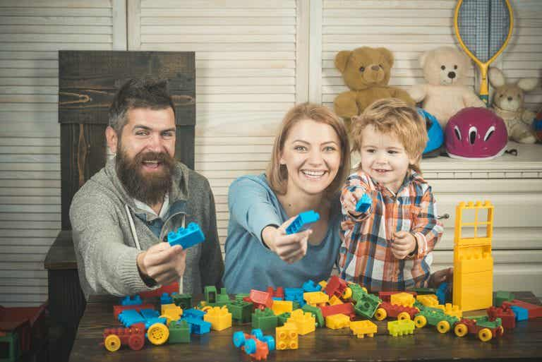 5 Aktivitäten für 2-jährige Kinder