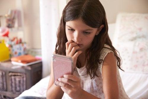 Kinder und Technik