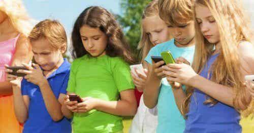 Kinder und Technik - die 3-6-9-12 Regel!