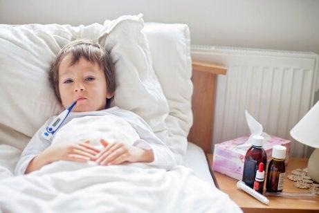 Werden mein Kind anfälliger für Krankheiten?
