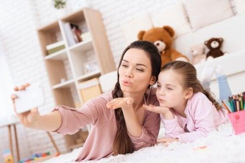 Millennial-Eltern sind gefühlsbetont und verantwortungsvoll