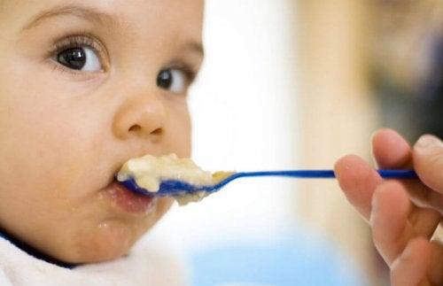 Obstbreie für Babys bieten eine Vielzahl an Geschmacksrichtungen.