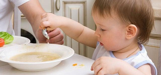 Rezepte für Babynahrung