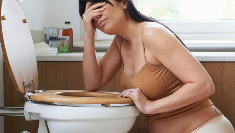 Erbrechen und Übelkeit während der Schwangerschaft