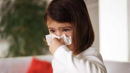 Erkältung bei Kindern: Was tun?