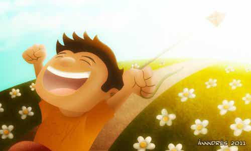 7 Tipps, um Glück zu lehren